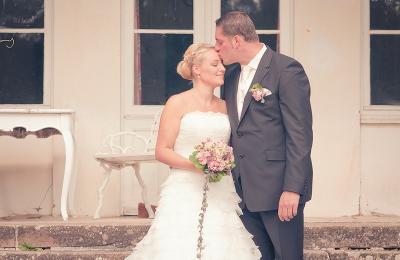Hochzeit in der Waldkapelle Louisenlund