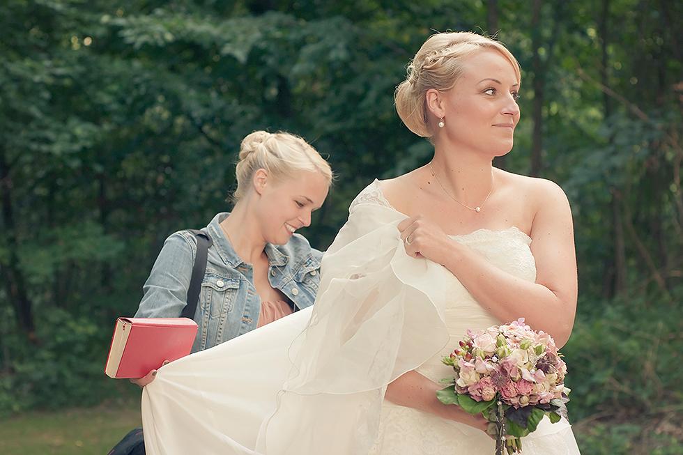 Hochzeit Waldkapelle Louisenlund