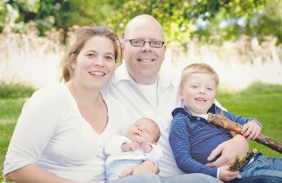 Hallo Welt – Familienshooting