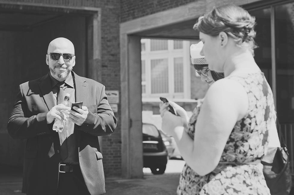 Hochzeit an der Kieler Förde - Mädchen aufm Dach | Fenja Hardel