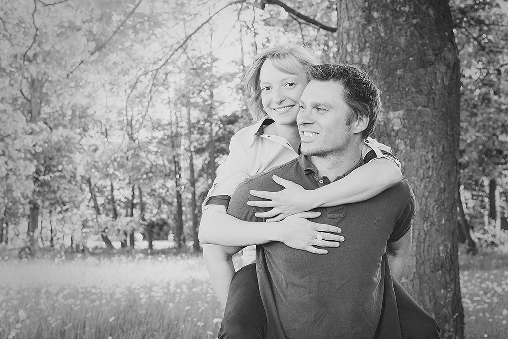 Merle und Markus | Mädchen aufm Dach | Fenja Hardel