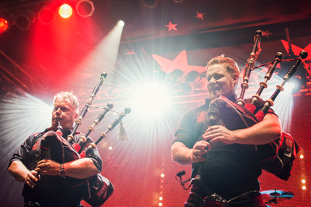 Red Hot Chilli Pipers | Mädchen aufm Dach | Fenja Hardel