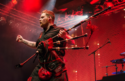 Red Hot Chilli Pipers | Kieler Woche