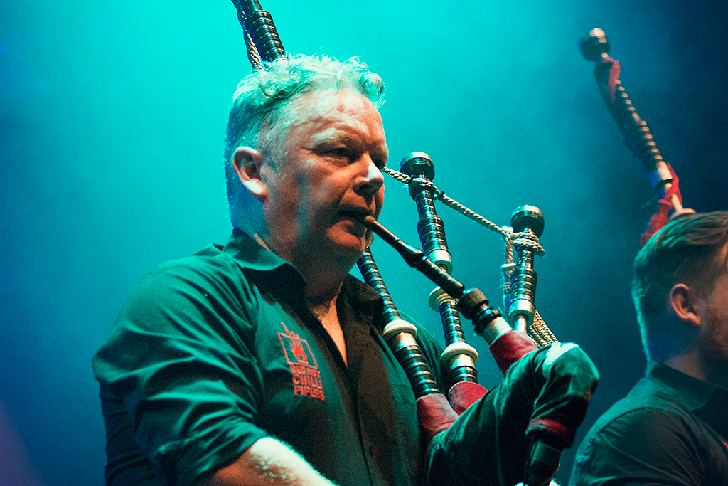 Red Hot Chilli Pipers | Willie Armstrong | Mädchen aufm Dach | Fenja Hardel