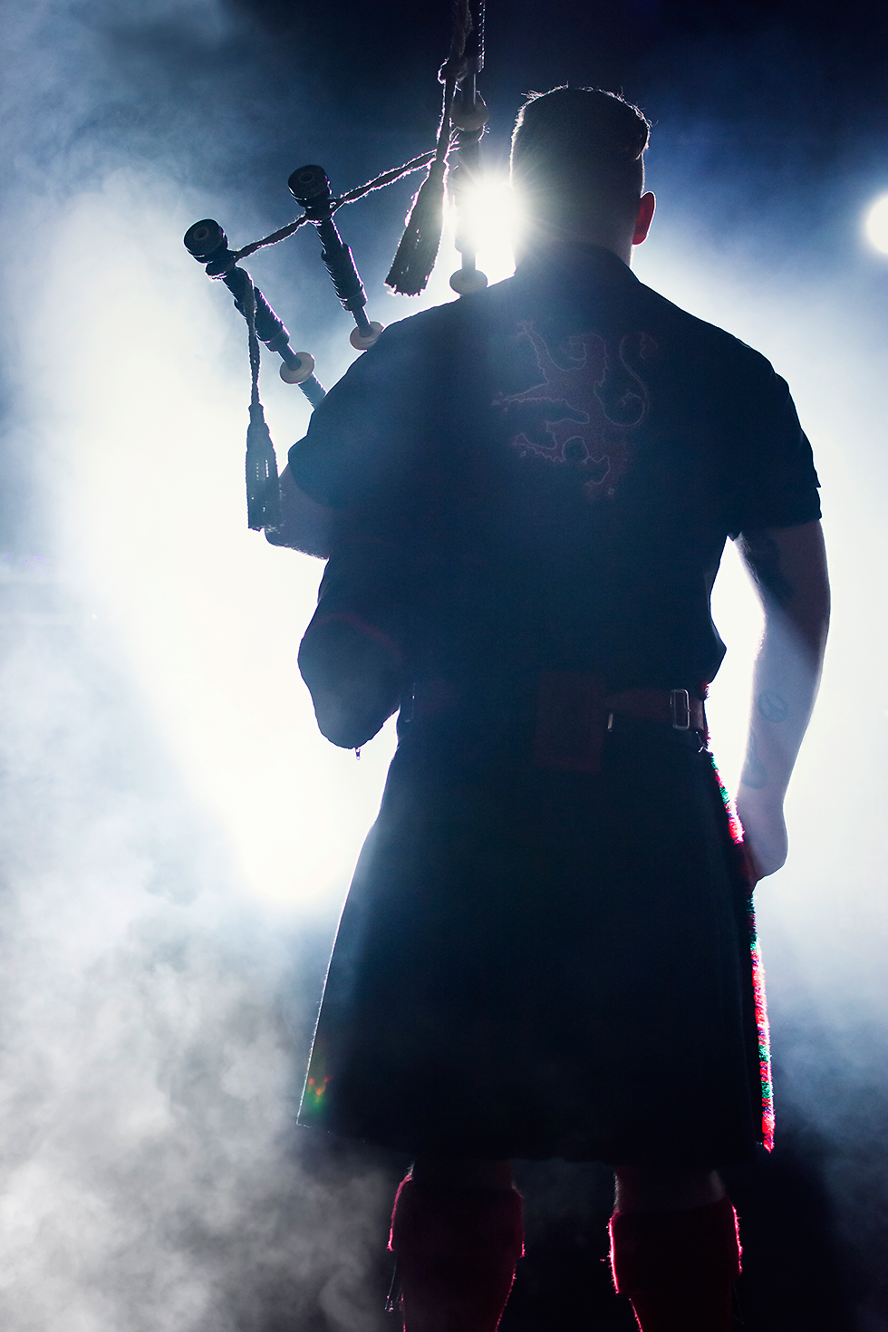Red Hot Chilli Pipers | Cameron Barnes | Fenja Hardel