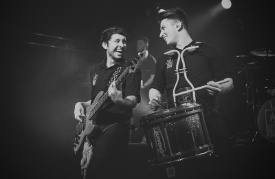 Red Hot Chilli Pipers | Hamburg