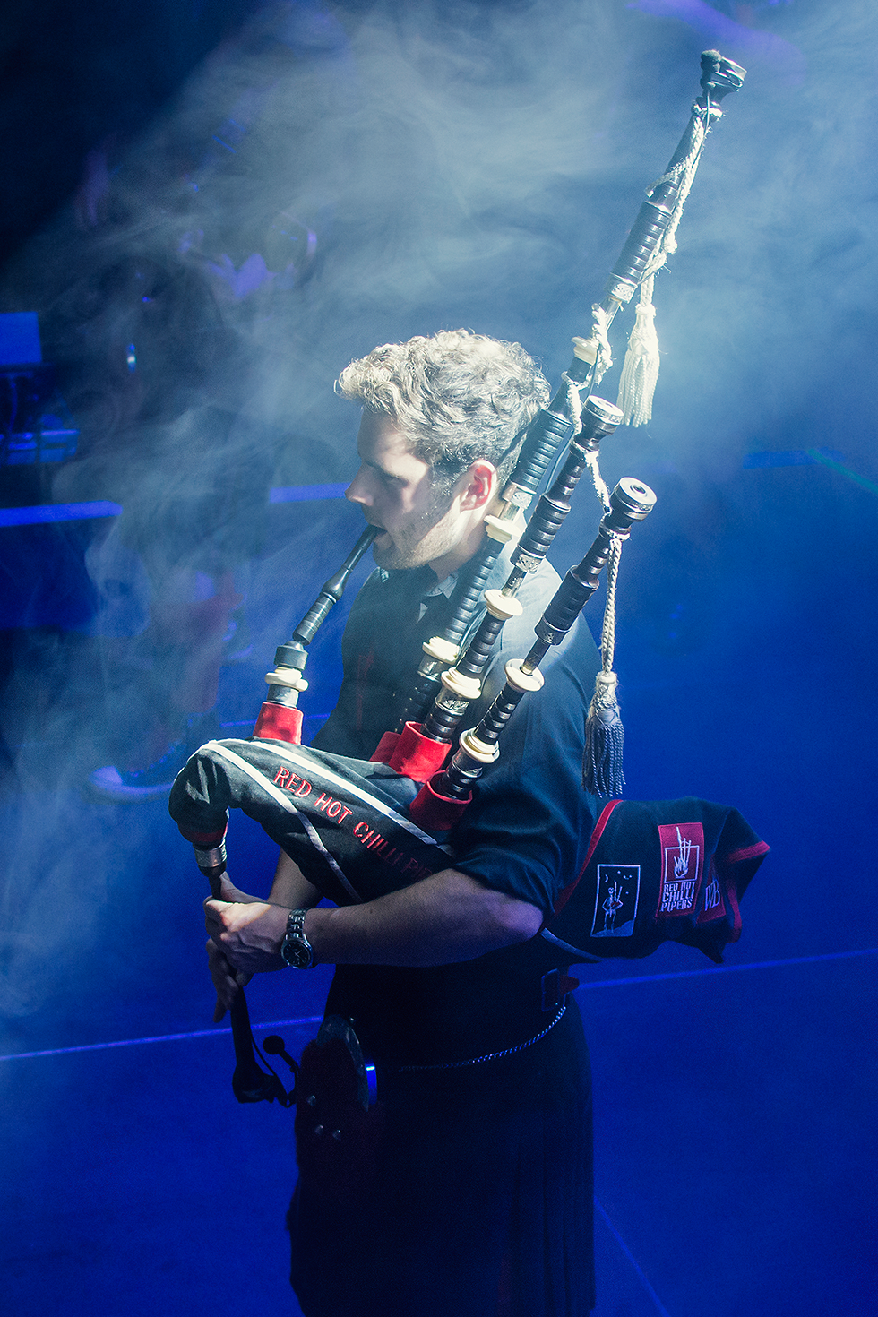 Red Hot Chilli Pipers | Dougie McCance | Fenja Hardel