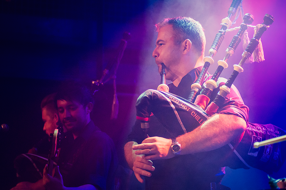Red Hot Chilli Pipers | Kevin MacDonald | Fenja Hardel