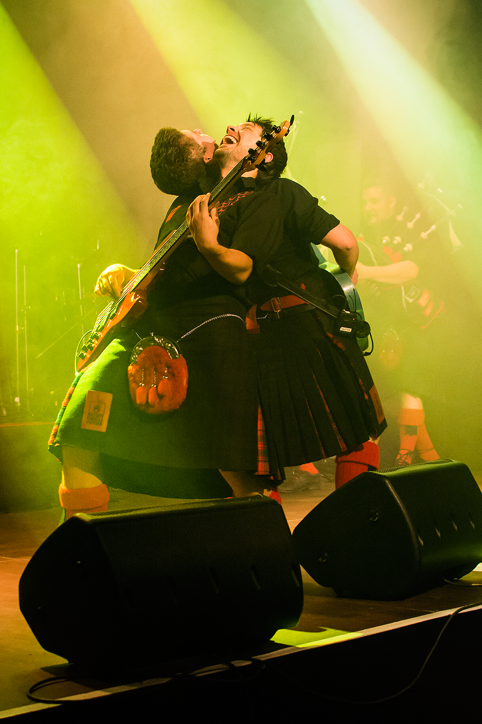 Red Hot Chilli Pipers | Alan McGeoch | Fenja Hardel
