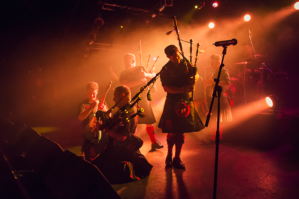 Red Hot Chilli Pipers | Fenja Hardel