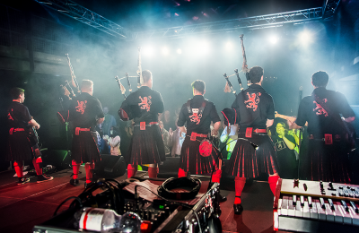 Red Hot Chilli Pipers | Uelzen