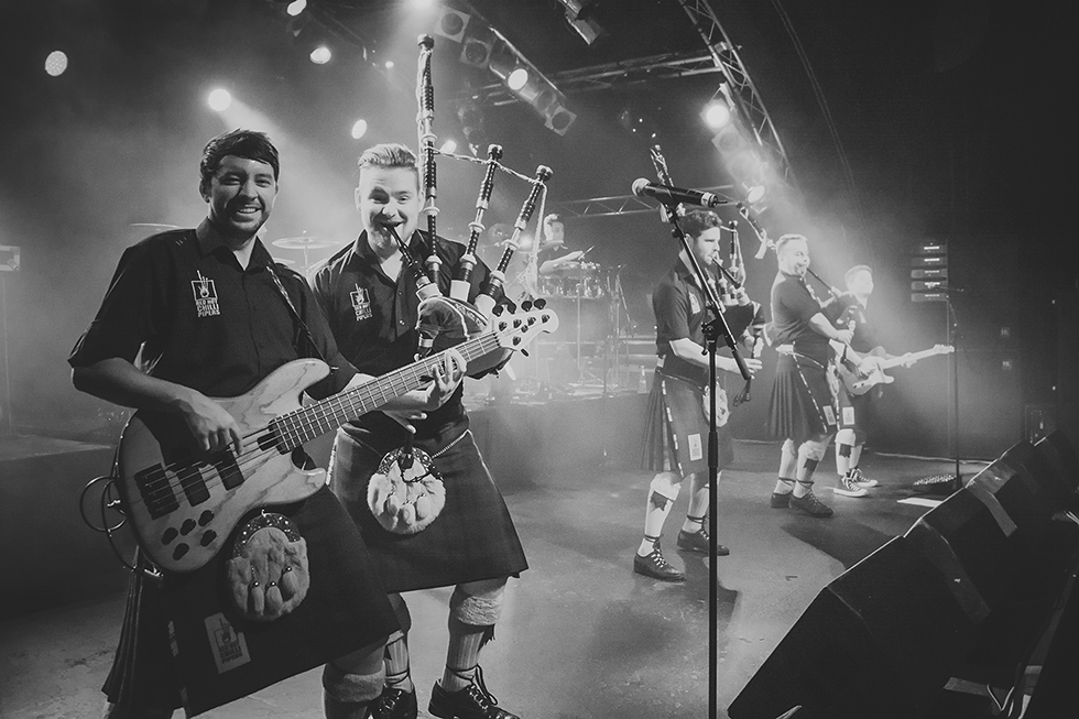 Red Hot Chilli Pipers | Alan McGeoch | Cameron Barnes | Fenja Hardel
