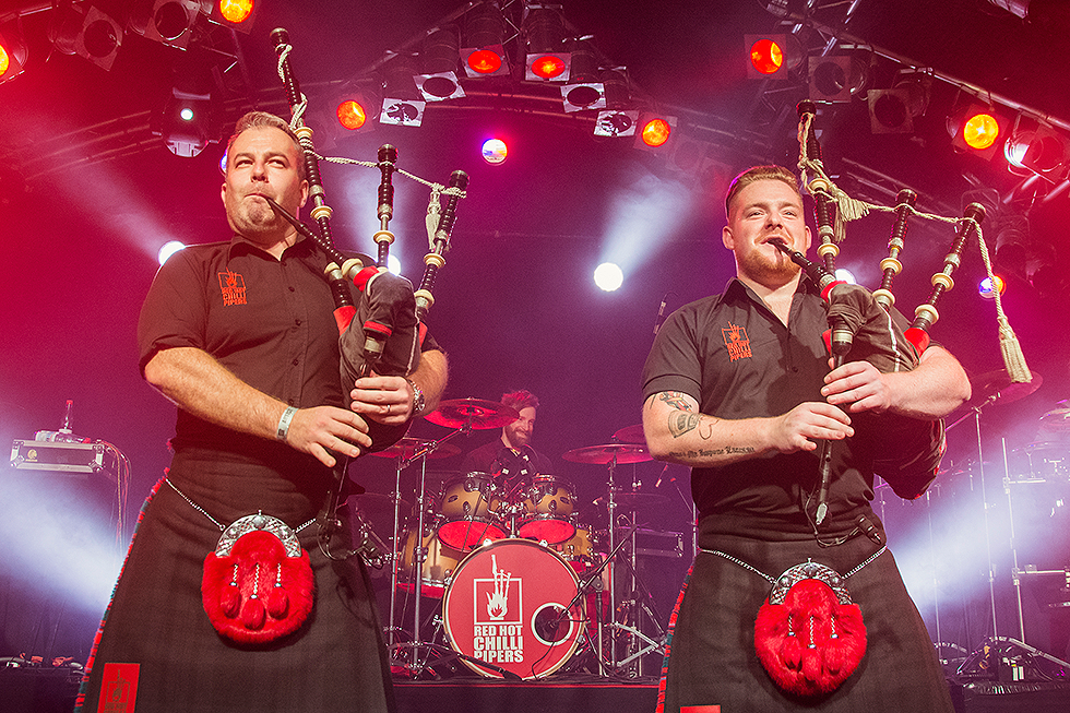 Red Hot Chilli Pipers | Kevin MacDonald | Cameron Barnes | Fenja Hardel